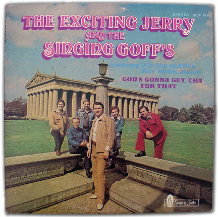 The Exciting Jerry and the Singing Goff's