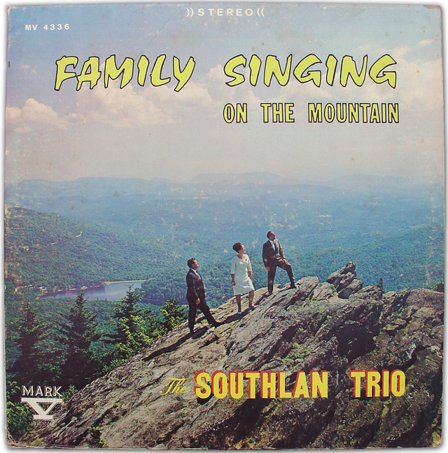 Family Singing on the Mountain
