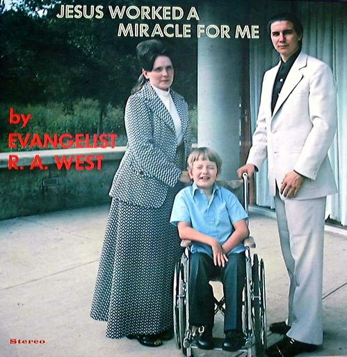 Jesus Worked a Miracle for Me