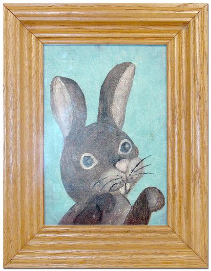 Pat, the bunny